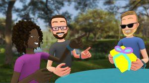 Facebook Spaces y la realidad virtual