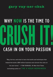 Libro de Social Media Marketing - Crush It!: Why NOW Is the Time to Cash In on Your Passion