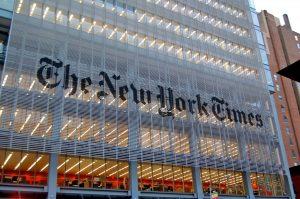 Medios y su digitalización: caso New York Times - Juan Manuel Torres Esquivel