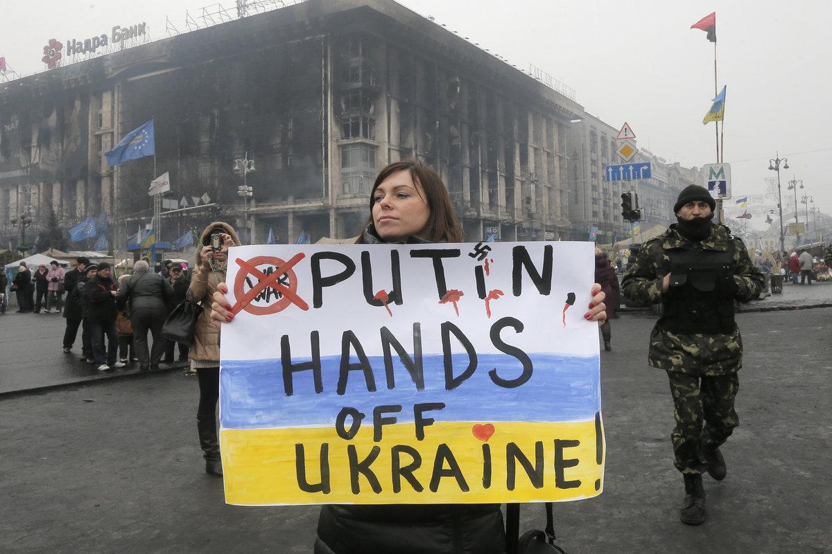 Conflicto Digital entre Ucrania y Rusia