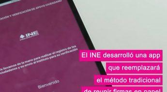 App del INE, Una semana de usar la App del INE y estos son los resultados