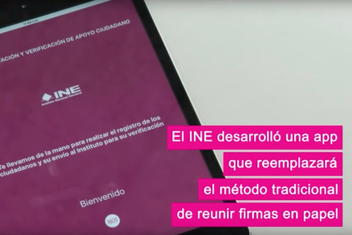 App del INE - Sitio Juan Manuel Torres Esquivel