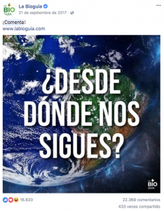 Algortimo de Facebook - Juan Manuel Torres Esquivel