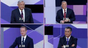 Segundo Debate INE - Juan Manuel Torres Esquivel