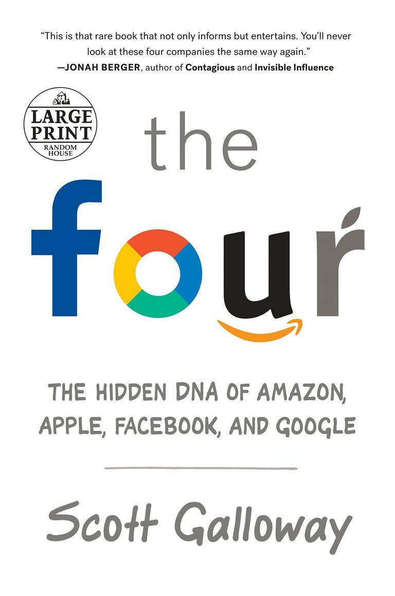 gigantes tecnológicos, El poder de Amazon, Apple, Facebook y Google para conquistar el mundo