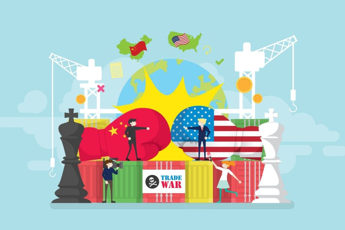Guerra tecnológica, Guerra tecnológica entre China y Estados Unidos: Ambos quieren el control económico mundial
