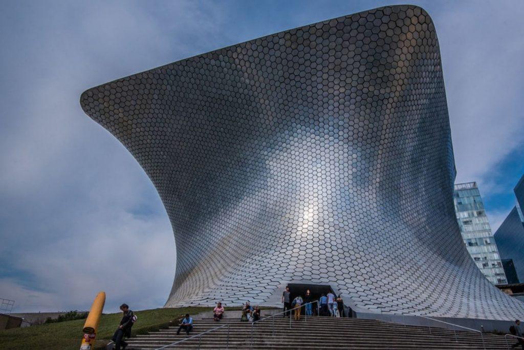 Nuevas iniciativas de Google for Mexico - Digitalización del Museo Soumaya